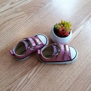 Baby Girl Converse Velcro Sneaker